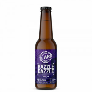 Te Aro Razzle Dazzle Pilsner