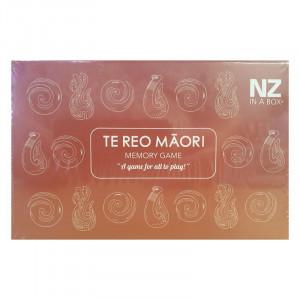 Te Reo Maori Memory Game