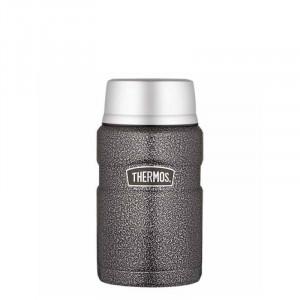 Thermos King 710ml Grey Food Flask