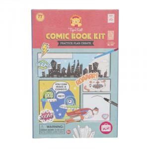 Tiger Tribe Comic Book Kit Practice