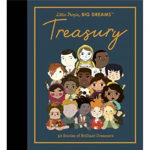 Little People Big Dreams - Treasury