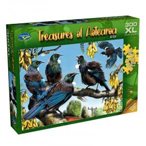Treasures of Aotearoa : Tui Talk
