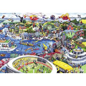 What Makes Wellington Wonderful Puzzle