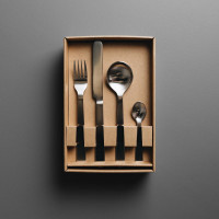Acme Cutlery Set Brushed