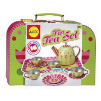 Alex Tin Tea Set