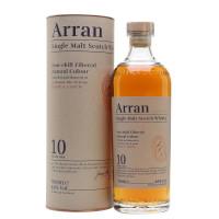 Arran 10 Year Old Single Malt Scotch Whisky
