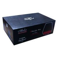 Luigi Bormioli Atelier Stemless Pinot Noir glass - 6pack