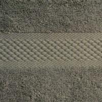 Baksana Aegean Pewter Grey Face Cloth