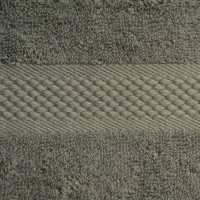 Baksana Aegean Pewter Grey Face Cloth