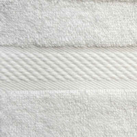 Baksana Aegean White Hand Towel