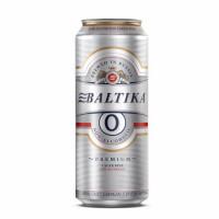 Baltika '0' Non-Alcoholic Lager