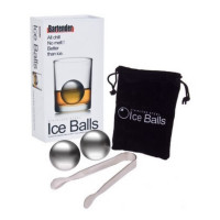 Bartender Stainless Steel Ice Balls