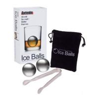 Bartender Stainless Steel Ice Balls