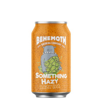 Behemoth Something Hazy - Hazy IPA