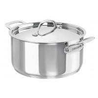 Chasseur Maison Stainless Steel Casserole