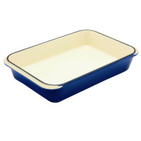 Le Chasseur Roasting Dish Blue