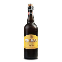 Chimay White Label Trappist Cinq Cents Tripel