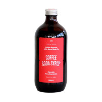 Six Barrel Soda Coffee Supreme Syrup