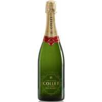 Collet Brut Art Deco Champagne NV