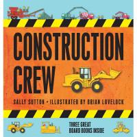 A Construction Crew Boxed Set