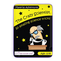 The Crazy Scientist Material Adventures