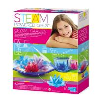 Steam Powered Girls Crystal Garden
