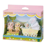 Sylvanian Families Darling Duckling Baby Carriage