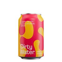 Garage Project Dirty Water Cherry Peach Seltzer