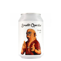 Double Vision Smooth Operator Cream Ale