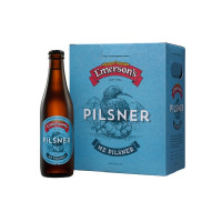 Emersons Pilsner 330ml 6 Pack