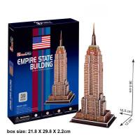 CubicFun Empire State Building 3D Puzzle