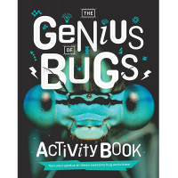 The Genius Of Bugs Activity Book