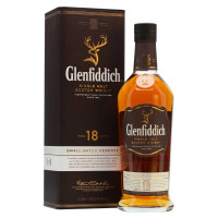 Glenfiddich 18 Year Old Single Malt