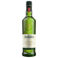 Glenfiddich 12 Year Old Single Malt Scotch Whisky