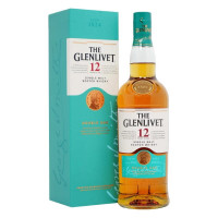 The Glenlivet 12 Year Old Single Malt Scotch Whisky