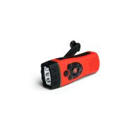 Grab & Go Emergency Dynamo Torch