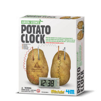 Green Science Potato Clock