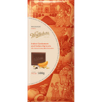 Whittaker's Destination Range: Indian Cardamom and Italian Apricot