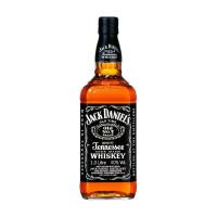 Jack Daniels Black Label Whiskey