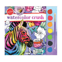 Klutz: Watercolour Crush