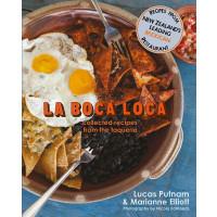 La Boca Loca Cookbook