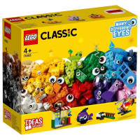 Lego Classic Bricks And Eyes