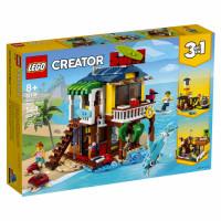 Lego Creator 3in1 Surfer Beach House