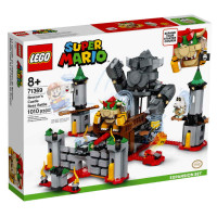 Lego Super Mario Bowsers Castle Boss