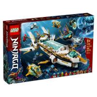 Lego Ninjago Hydro Bounty