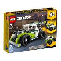 Lego Creator 3 in 1 Rocket Truck