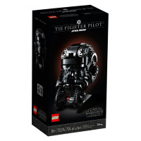 Lego Tie Fighter Pilot Helmet