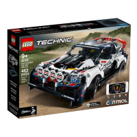 Lego Technic Top Gear Rally Car