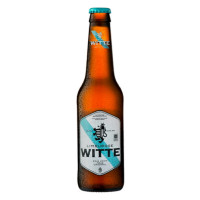Limburgse Witte Belgian Wheat Beer