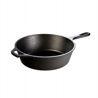 Lodge Cast Iron Deep Skillet